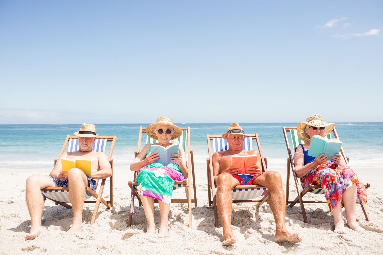 Beach Beauty Seniors